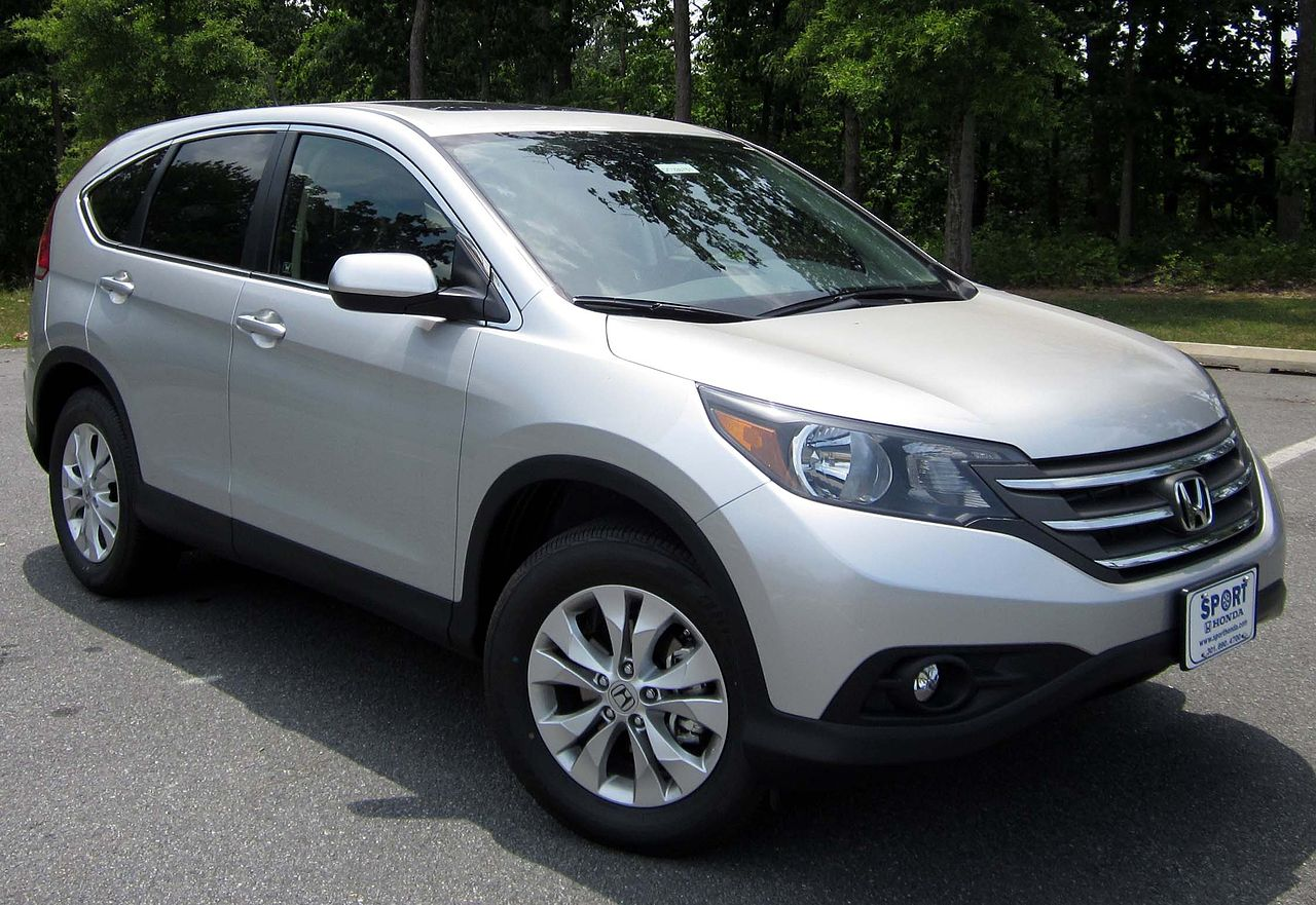 The best affordable suvs page 2 of 10 carophile for Is a honda crv a suv