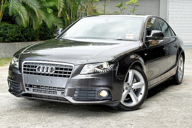 Audi A4 B8 3