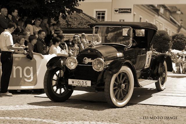 Cadillac 57 1918 Sieber © Copyright Бернхард Эггер Egger :: eu-moto images classic cars 5001