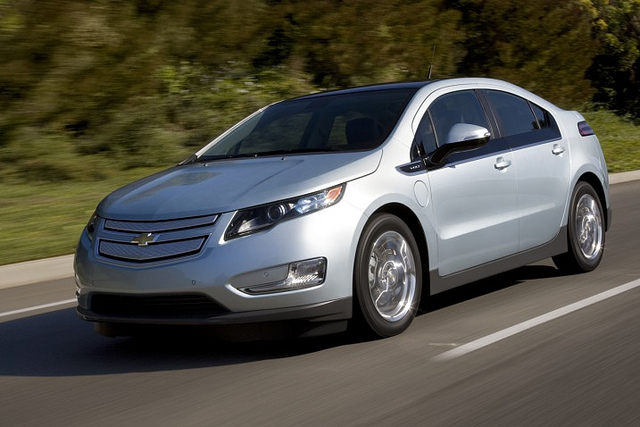 Chevrolet Volt 2011 Picture