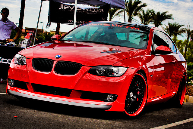 Red Bavarian - BMW E92 3-series