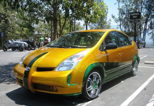 Toyota Prius Custom - George Barris