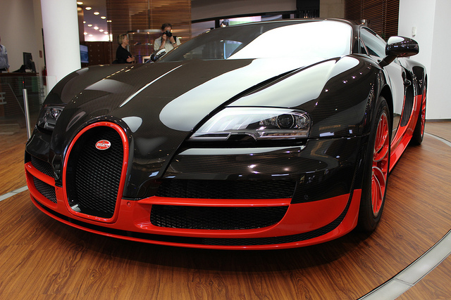 Veyron 16.4 Super Sport WRE