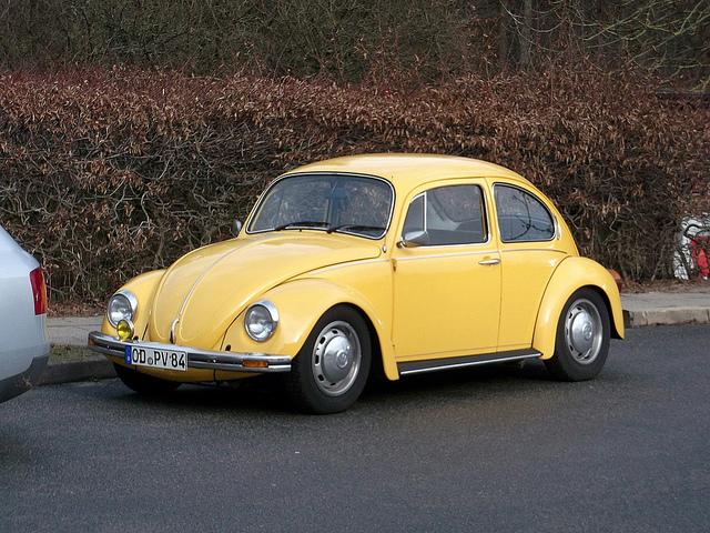 Volkswagen Beetle Kafer Garbus