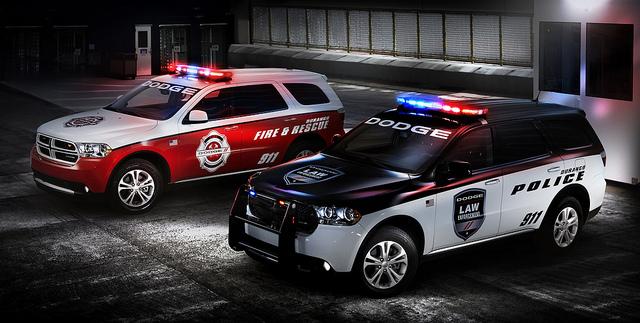 2012 Dodge Durango Special Service