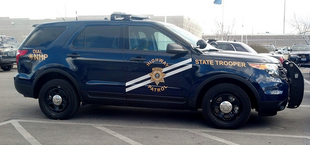 2013 Ford Explorer Interceptor Nevada Highway Patrol