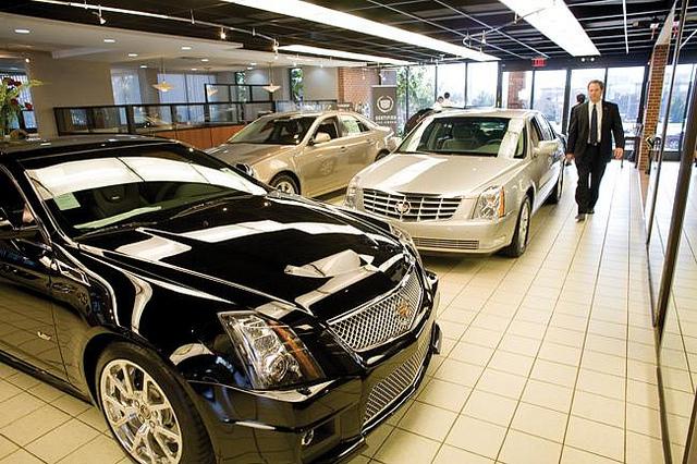 2011 Cadillac CTS & DTS