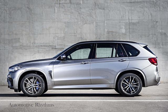 2015 BMW X5 M 2015 BMW X6 M Automotive Rhythms ..