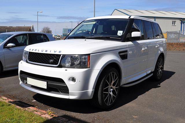 Range Rover Sport Exclusive 2.