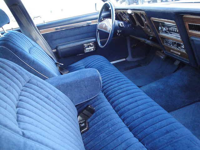 80 Dodge St.Regis Front Seat