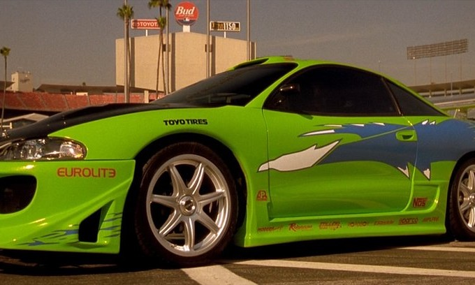 The 10 Hottest Cars From the Fast and Furious Movies - Carophile