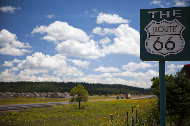 Day #20 - The Route 66