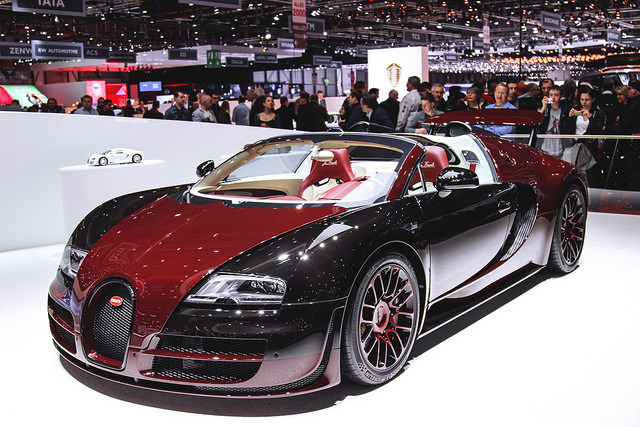 16 Most Popular Exotic Cars