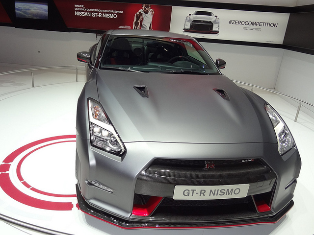 Nissan Gt-r Nismo Genève 2014