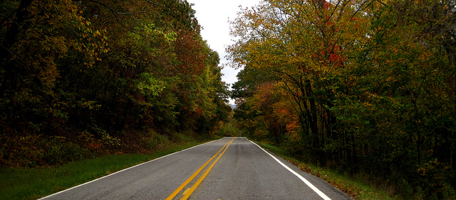 Pig Trail Scenic Byway, AR
