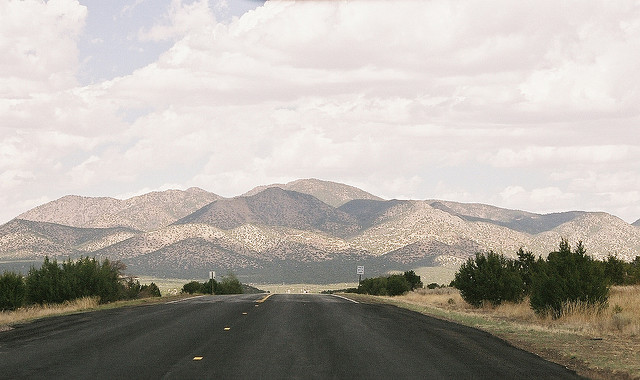 Turquoise Trail, New Mexico