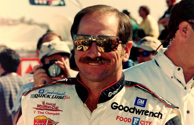 Dale Earnhardt: NASCAR Photography By Darryl Moran