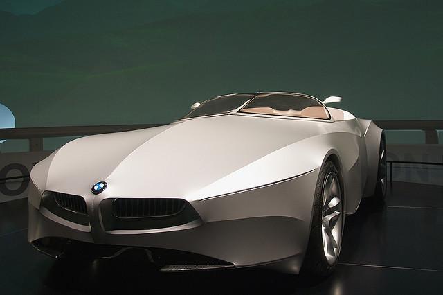 Gina Light Visionary Car Model Oror