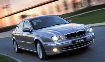 The New Car - Jaguar X-Type 3.0