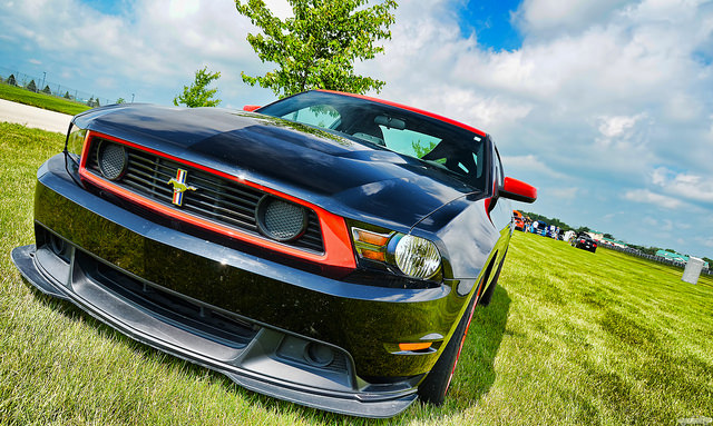 2012 Ford Mustang Boss 302