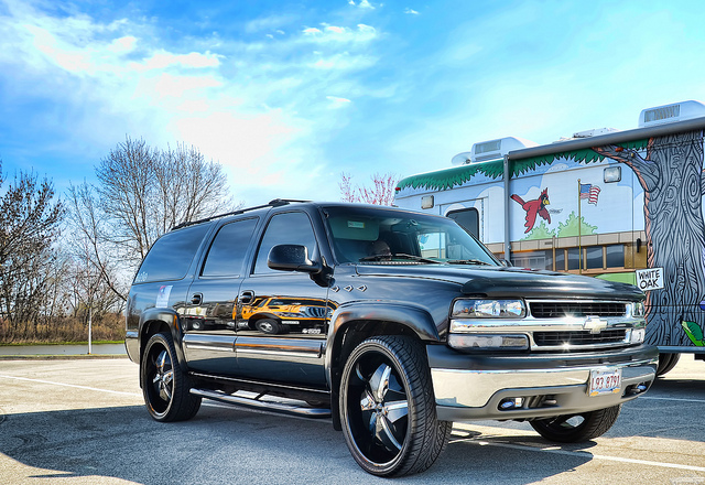 Chevy Suburban 1500