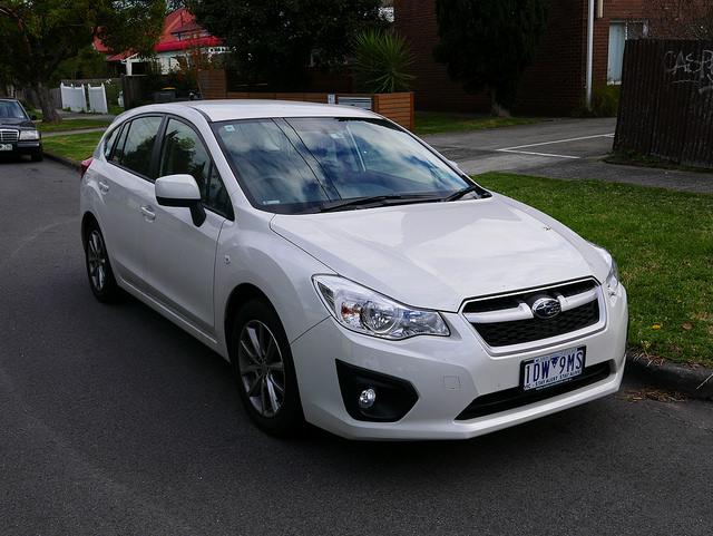 2015 Subaru Impreza (MY14) 2.0i-L hatchback