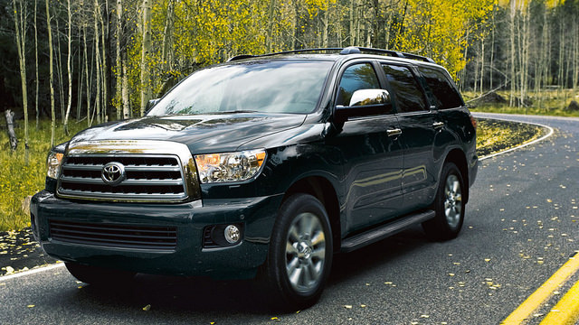 2015 Toyota Sequoia Review and Price