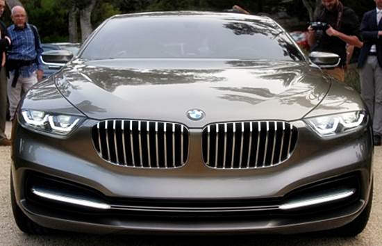 2016 BMW 7 Series Redesign