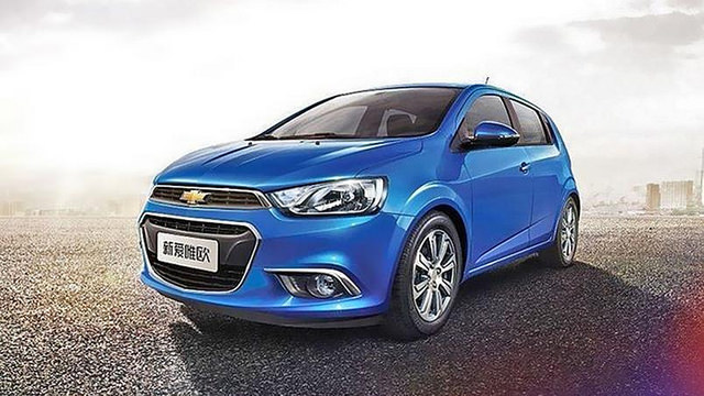 2016 Chevy Sonic Review and Redesign