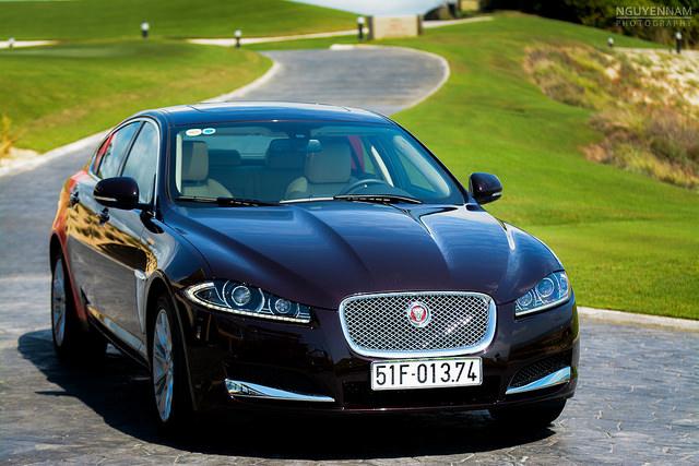 Jaguar XF 2.0 2014