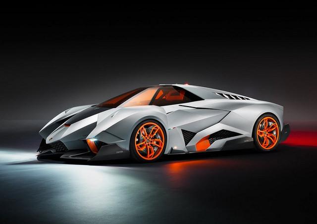 Lamborghini Egoista Concept Official Details And Videowallpaper