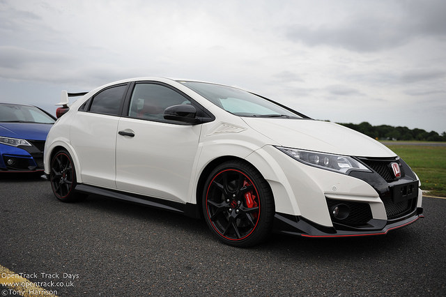 New 2015 Honda Civic Type R Bedford Autodrome with Opentrack Track Days