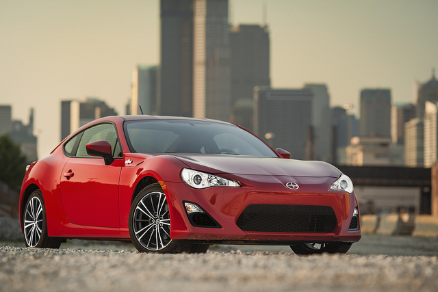 Scion FR-S/FT-86