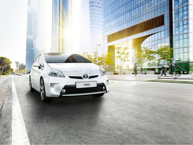 Toyota Prius 2012 Exterior