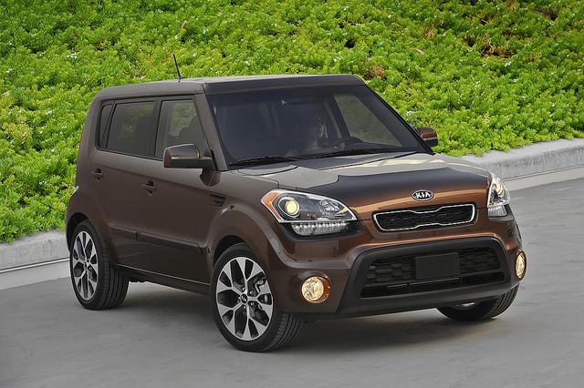 2012 Kia Soul Facelift