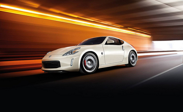 2014 Nissan 370Z - First Drive
