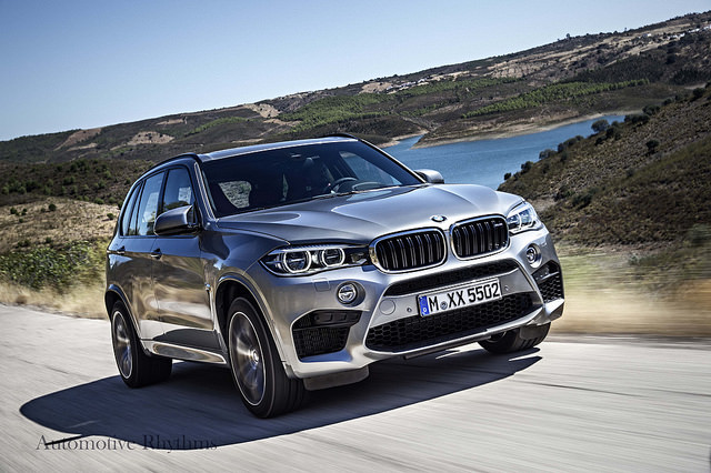 2015 BMW X5 M 2015 BMW X6 M Automotive Rhythms ..