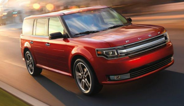 2015 Ford Flex Changes