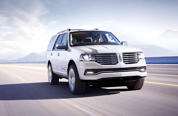 2015 Lincoln Navigator L Review, Price for sale