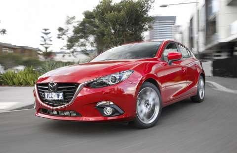 2015 Mazda 3 XD Astina - First Drive