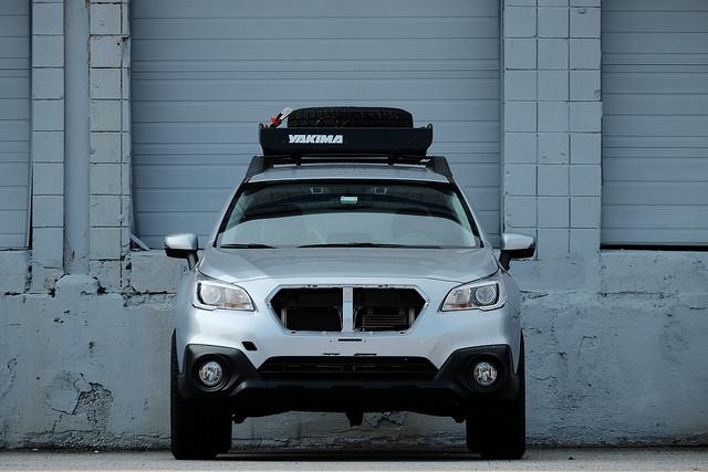2015 Subaru Outback Expo