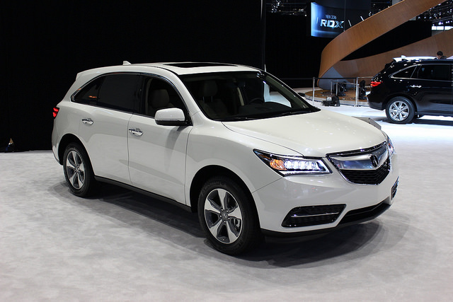 2016 Acura MDX Design, Release And Price