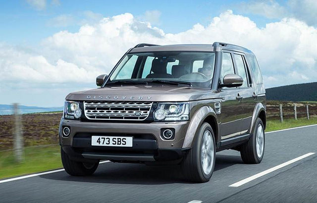 2016 Land Rover LR4 Design, Engine And Price