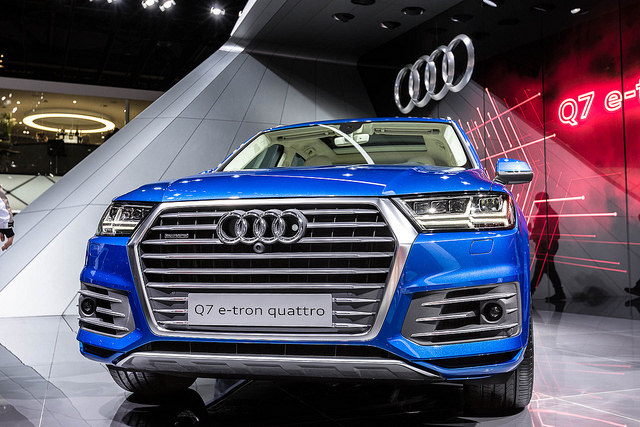 14 Best 7 Penger Suvs On The Road Today Audi Q7 E Tron