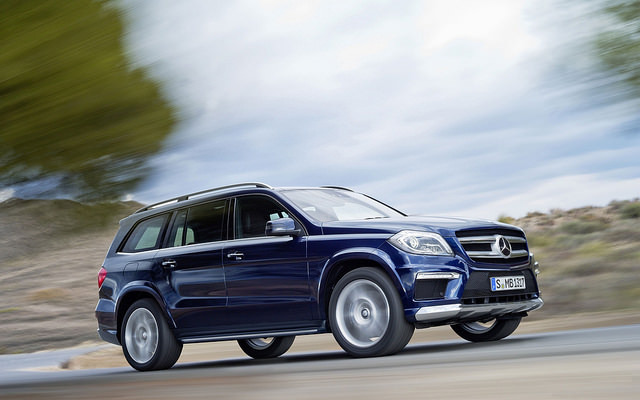 Cars German Suv Mercedes-benz Mercedes-benz Gl-class Fresh New Hd
