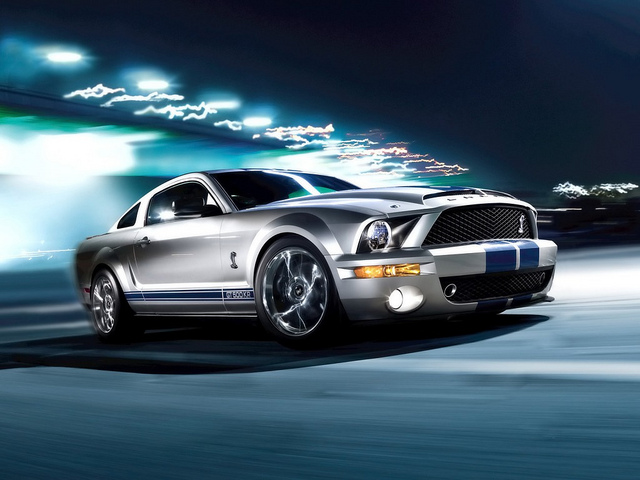 Ford Mustang Shelby Gt 500- Kr 10
