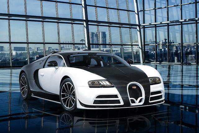 Mansory Vivere Bugatti Veyron Grand Sport