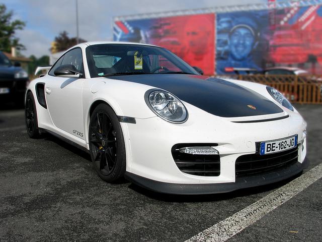 Porsche 911 GT2 RS 3.6 2010