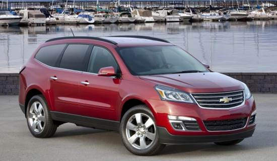 Reviews Chevrolet Traverse