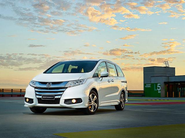 2014 Honda Odyssey - First Drive